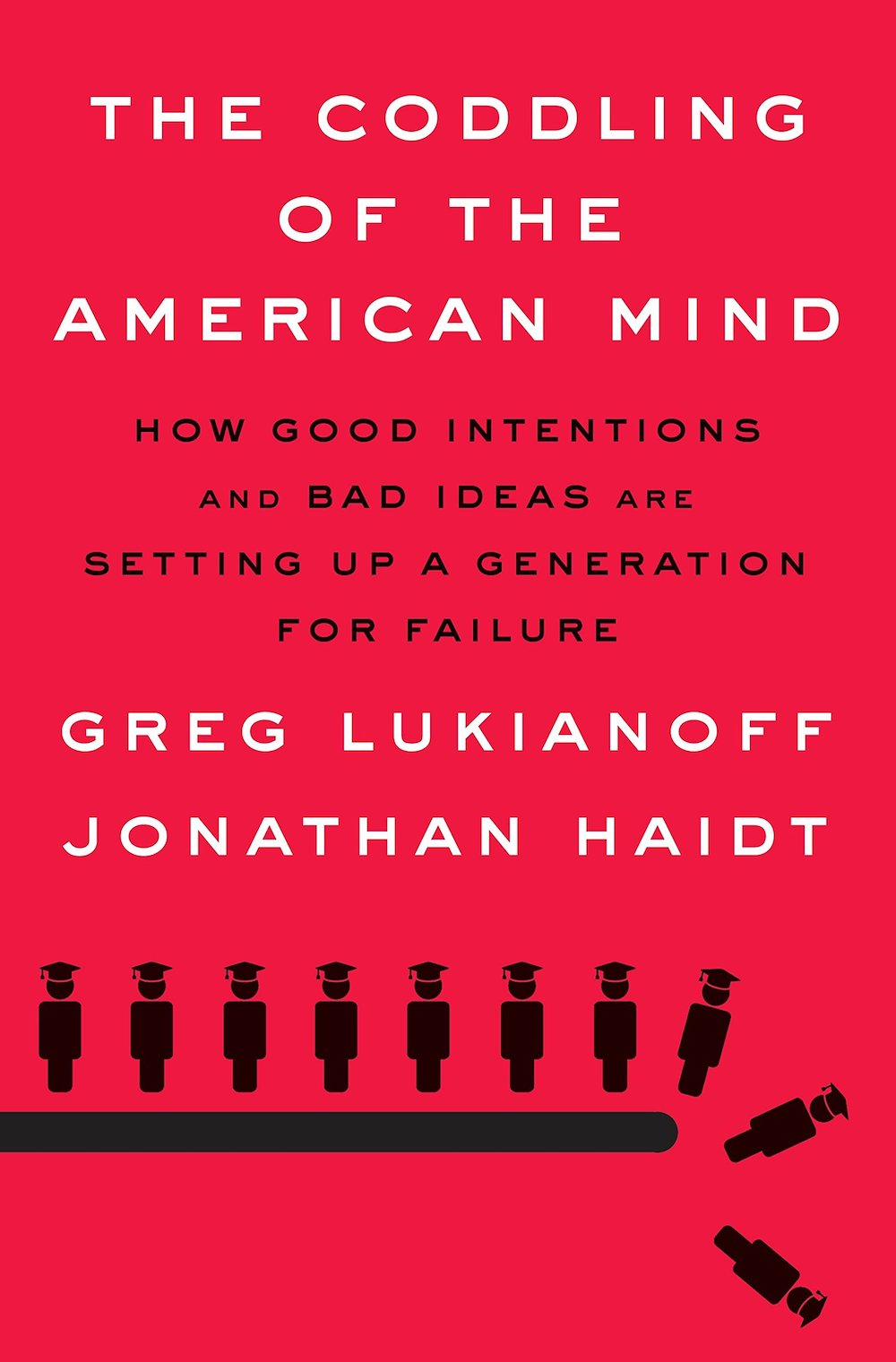 Book Review | The Coddling of the American Mind | Piedmont Exedra