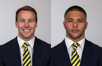 Q&A with Cal football co-captains, Patrick Laird and Jordan