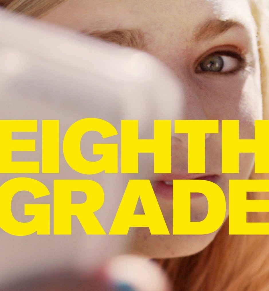 Image result for Eighth Grade 2019 Film images