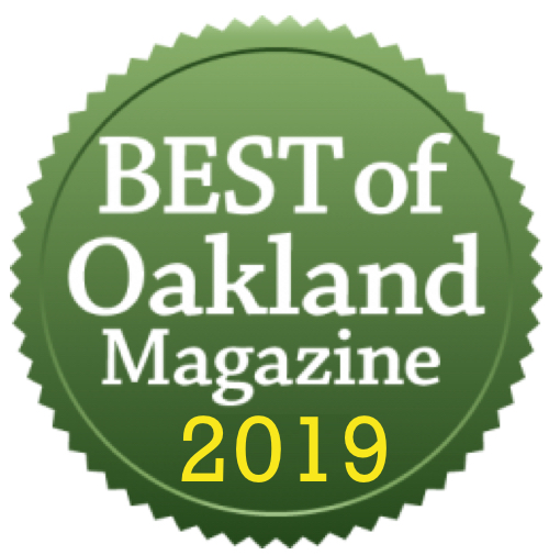 "oakland magazine best of 2019 Two local businesses for ""Best of Oakland"" 