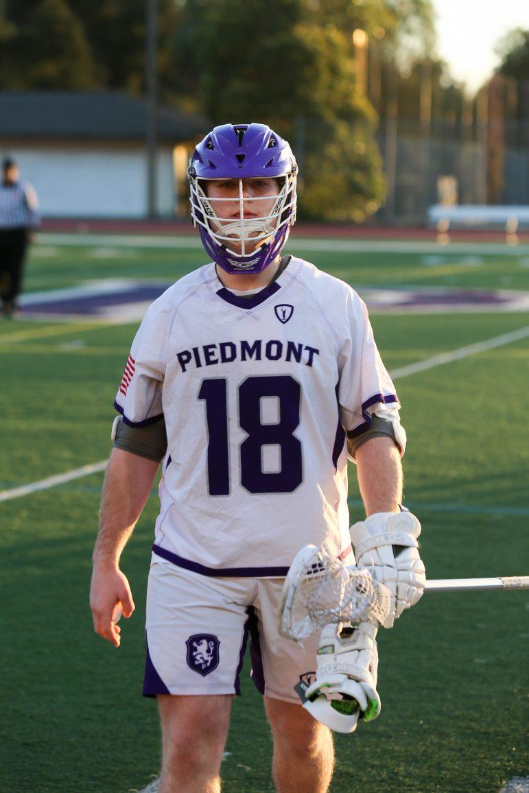 Piedmont Boys Lacrosse Beats Acalanes Piedmont Exedra